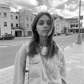 Анастасия Коровина