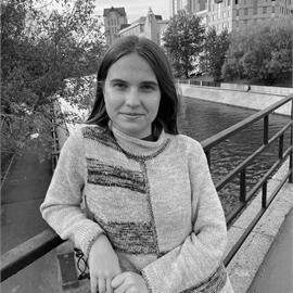 Дарья Пешая