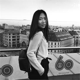 Анастасия Цой